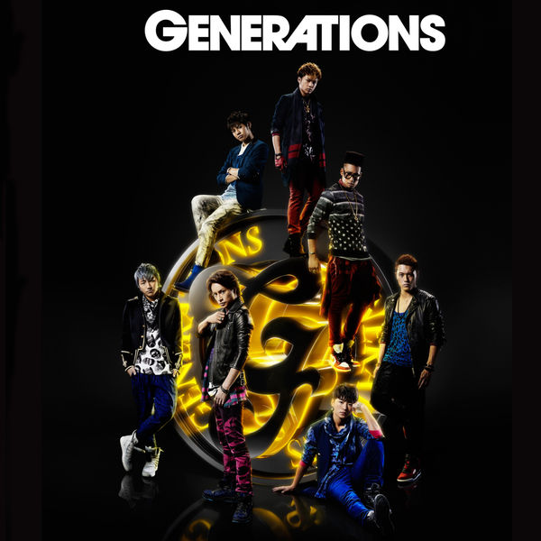 Generations From Exile Tribeの配信楽曲情報 Smart Usen 音楽聴き放題サービス